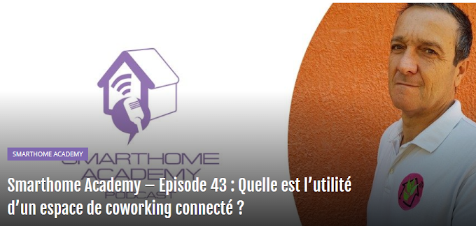 Coworking SmartHome et Smartcity