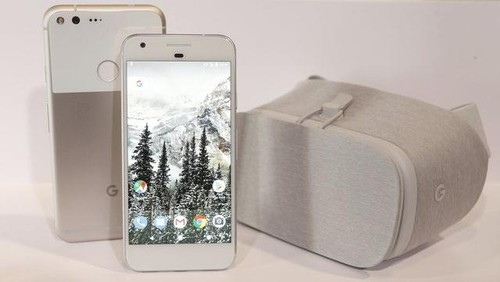 Google Pixel Dituding Jiplak iPhone