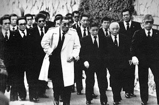 Familia Yakuza - Yamaguchi-gumi