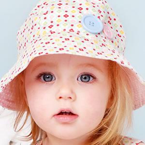 Wallpaper Edusec Cute Baby Girls With Blue Eyes