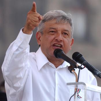 Andrés Manuel López Obrador al Rescate de México