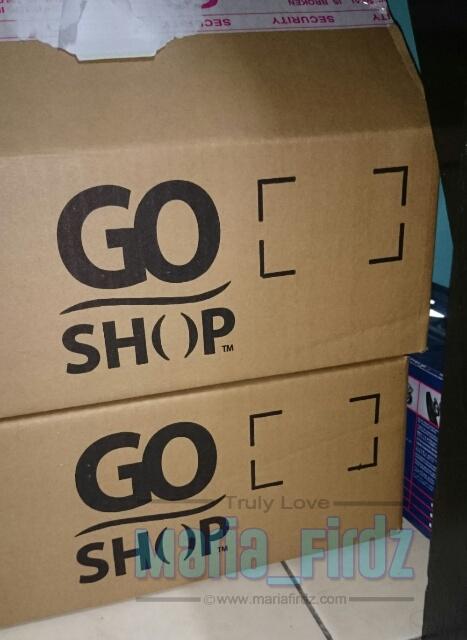 Cukuplah Sekali Shopping di Go Shop!