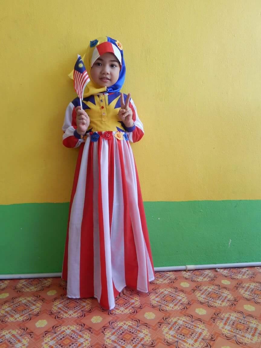 30 Idea Baju Kanak Kanak Bertemakan Jalur Gemilang Sempena Merdeka Bikin Anak Ceria Ibubapa Gembira Selongkar10