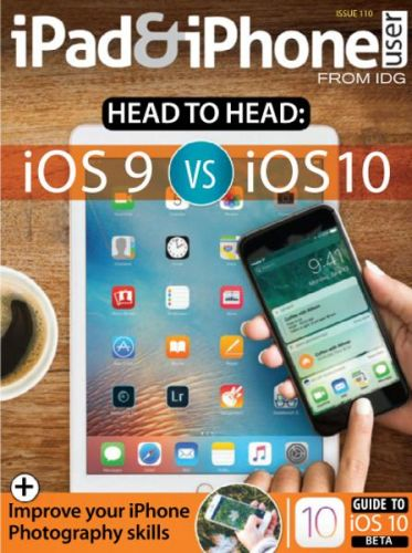 Download iPad & iPhone User Magazine Issue 110 2016 PDF