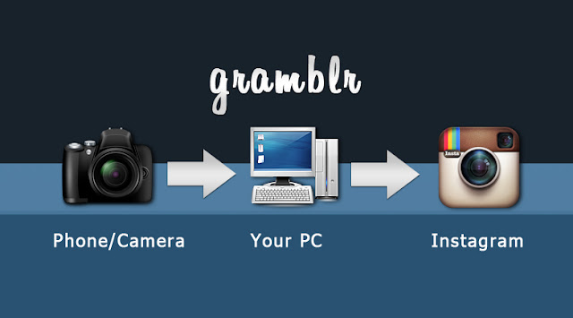 Gramblr APP - Upload Photo and Video Instagram on Your PC