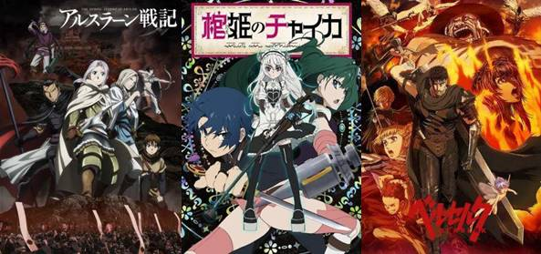 anime action adventure terbaik terkeren