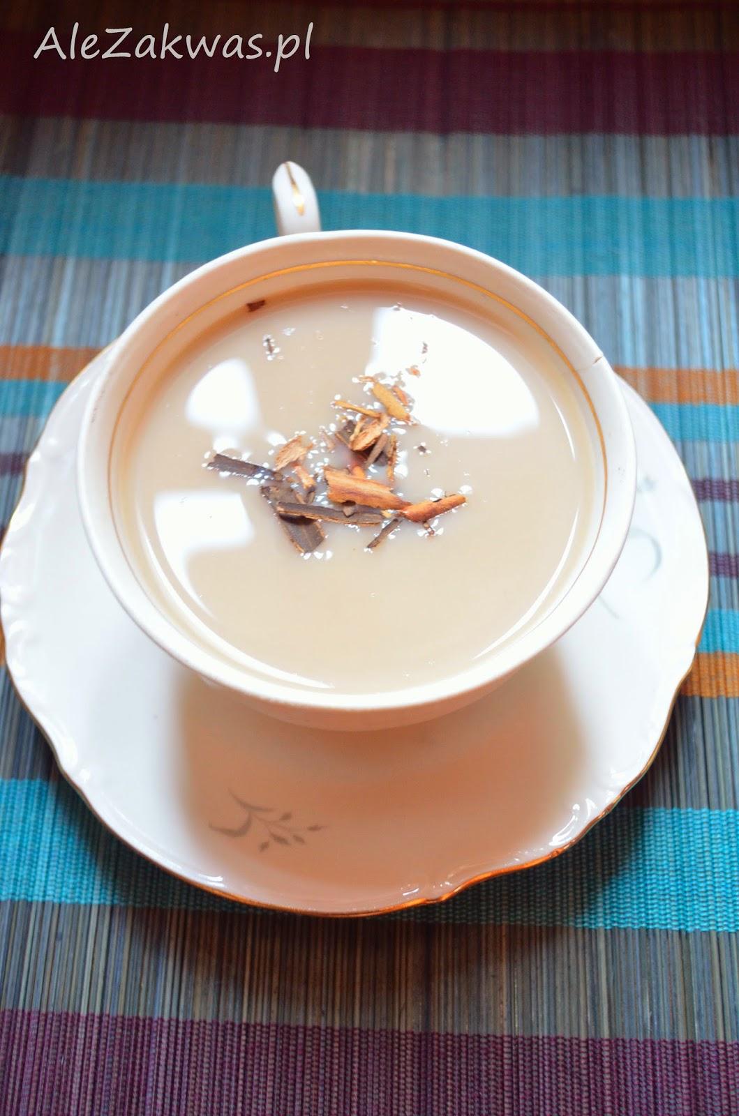 Kukicha chai