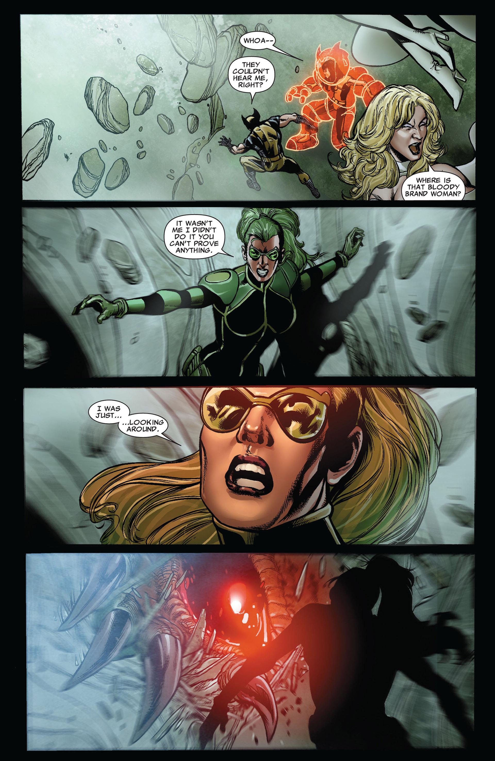 Read online Astonishing X-Men (2004) comic -  Issue #34 - 8