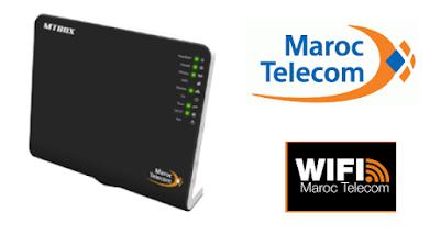 طريقة أداء فاتورة الواي فاي على الانترنت - اتصالات المغرب / Maroc telecom