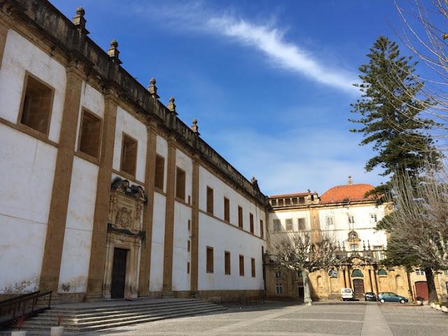 Visita ao Mosteiro de Santa Clara