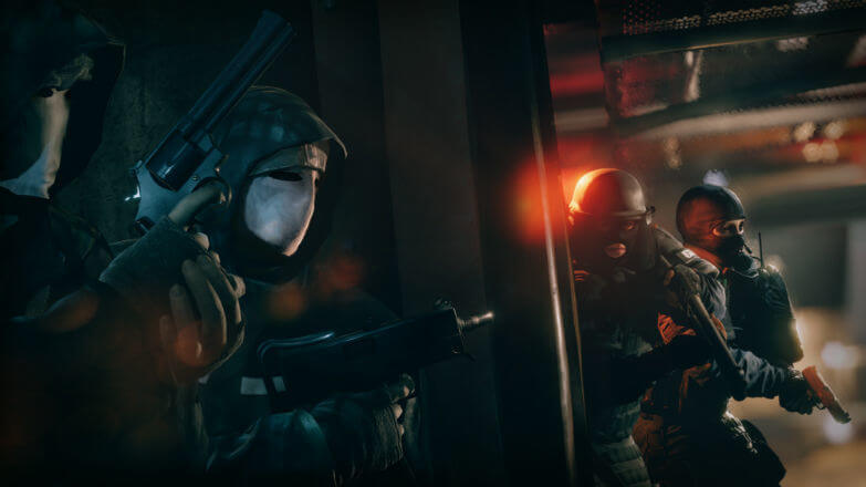 Rainbow Six Siege Is Banning Players For Using Slurs