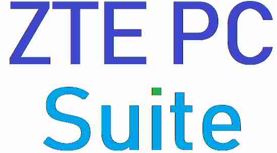 ZTE Pc Suite (Software) Download free for Windows