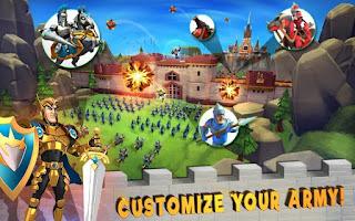 Game Lords Mobile V1.29 MOD Apk Terbaru