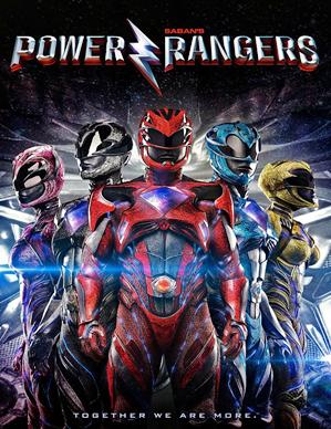 Download Power Rangers: O Filme (2017) Dublado Torrent