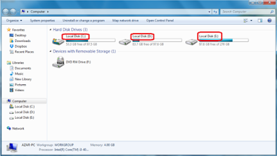 Inilah Alasan Kenapa 'C' Adalah Drive Default Komputer Windows Anda