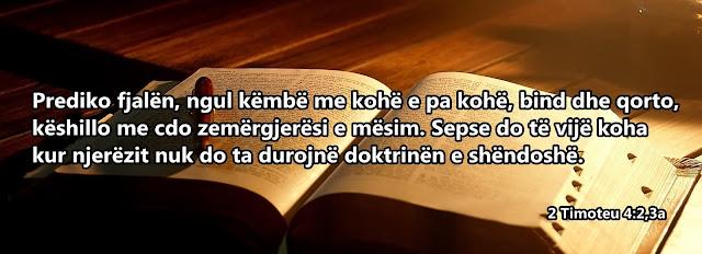 vargje nga Bibla, vargje biblike,, timoteu