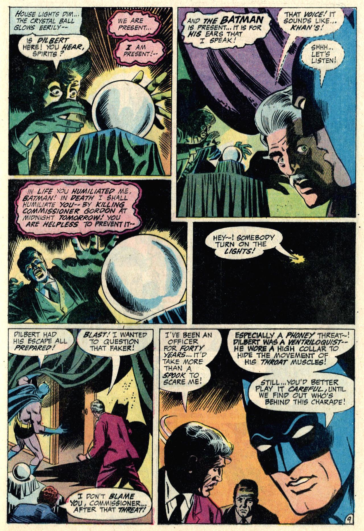 Detective Comics (1937) 399 Page 12