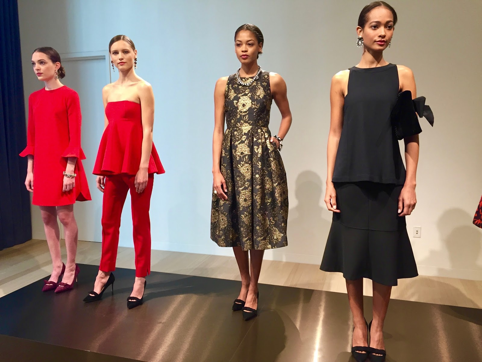 ann taylor holiday collection 2016