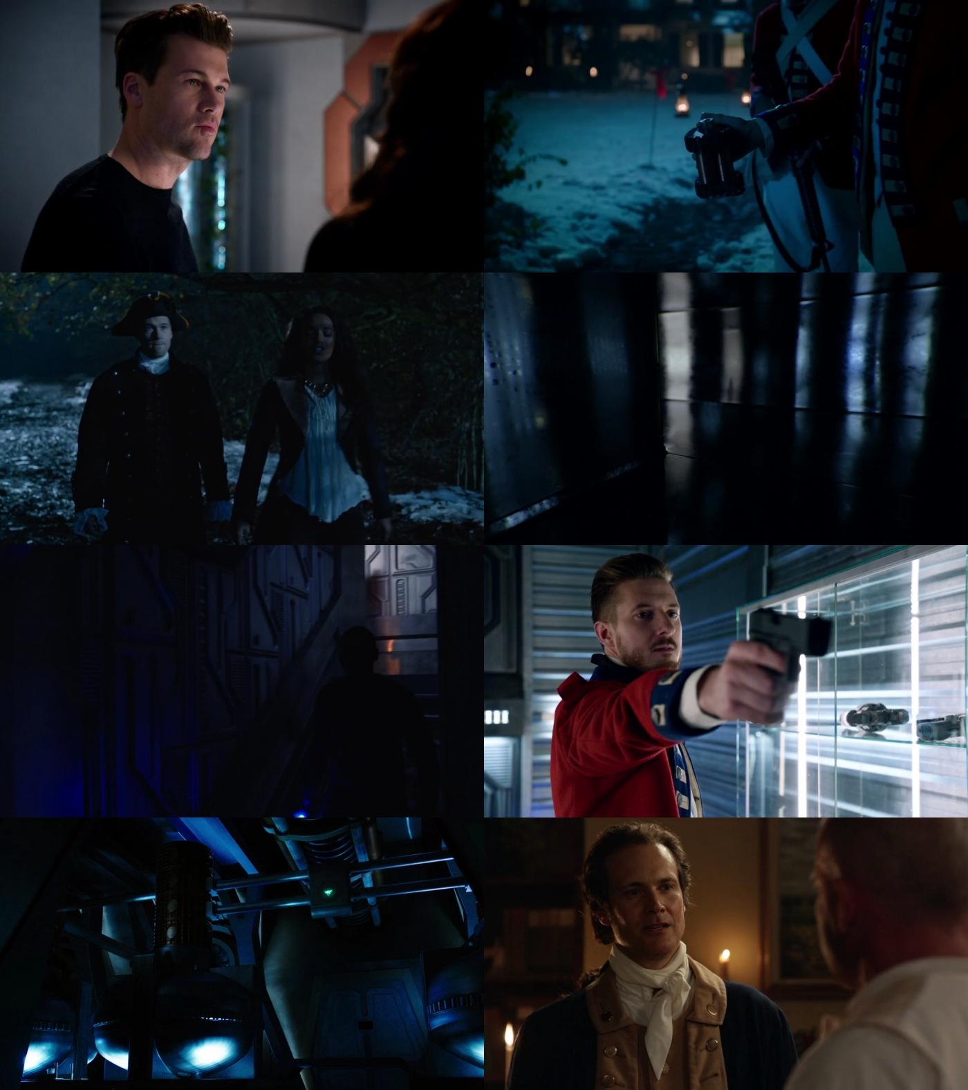 Legends of Tomorrow Temporada 2 720p Latino