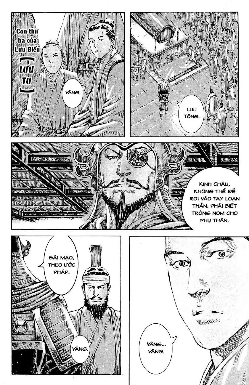 Hỏa phụng liêu nguyên Chương 381: Tại hậu hoàng tước [Remake] trang 18