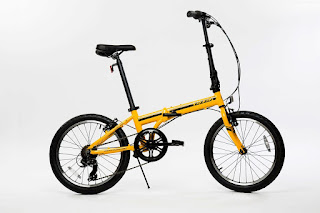 "EuroMini ZiZZO Campo Lightweight 20"" 7-Speed Folding Bike, image, review features & specifications plus compare with EuroMini ZiZZO Via"