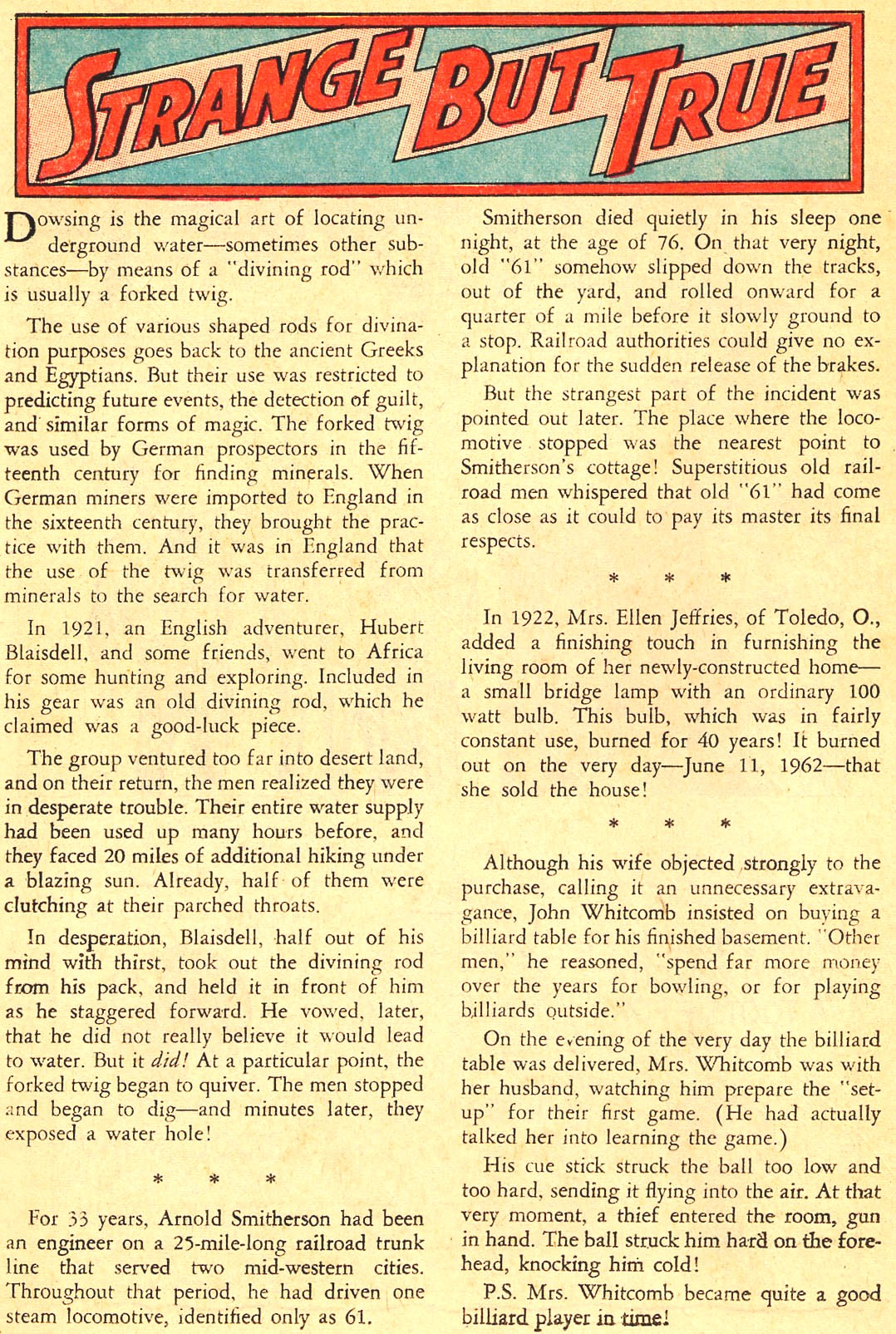 Strange Adventures (1950) issue 181 - Page 22