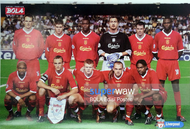 Poster Tim Liverpool