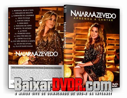 Naiara Azevedo – A prenda A Cantar (2017) DVD-R
