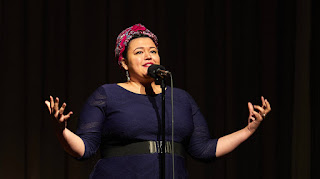 Poet and storyteller Jeni De La O tells her story of secret love, being 'disfellowed'
