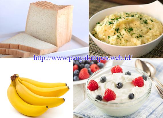 Anjuran dan Pantangan Makanan Penderita Diare