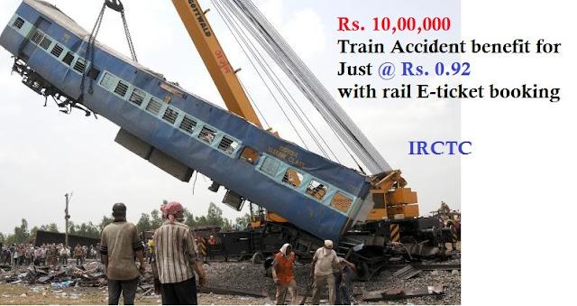 IRCTC Insurance Scheme