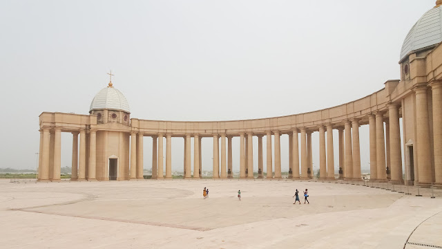 Also known as Basilique Notre-Dame de la Paix