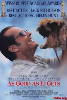 Mejor imposible, 1997, poster