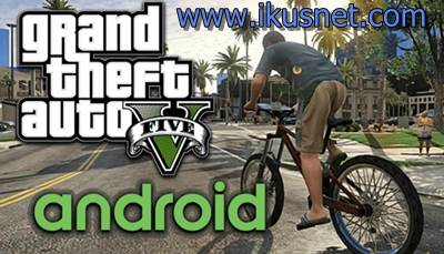 Android GTA 5 APKOBB Unlimited Money Download Android