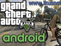Download GTA 5 MOD Apk + OBB Data Android 2019