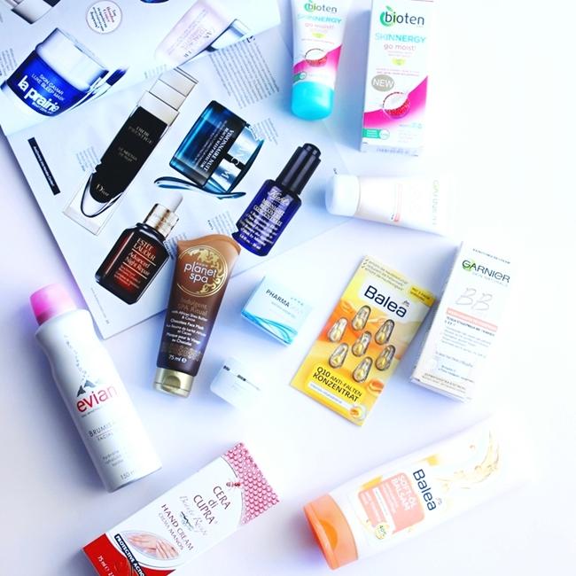 Jelena Zivanovic Instagram @lelazivanovic.Glam fab week.New budget-friendly face and body skincare products.