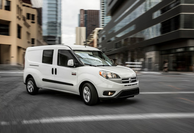 2015 Ram ProMaster City white