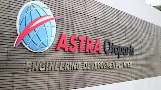 BKK SMK Dinamika Pembangunan 2 Jakarta Untuk PT Astra Otoparts Tbk