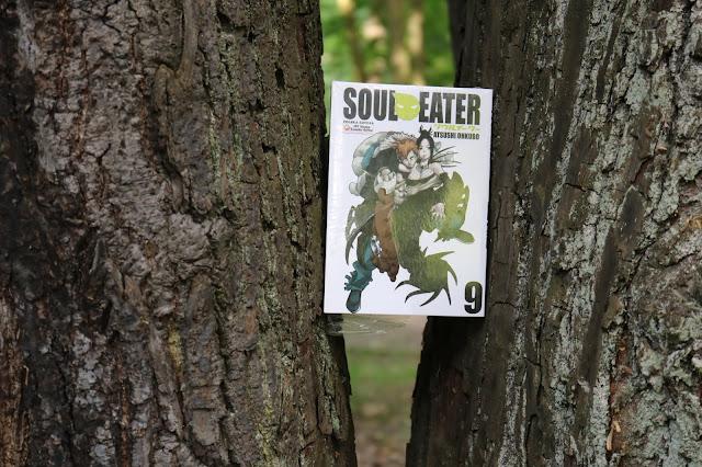 Atsushi Ohkubo - Soul Eater t.9