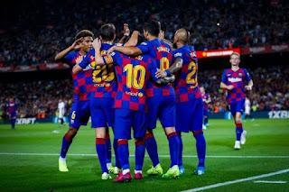 موعد مباراة برشلونة وديبورتيفو ألافيس السبت 21-12-2019 ضمن الدوري الاسباني