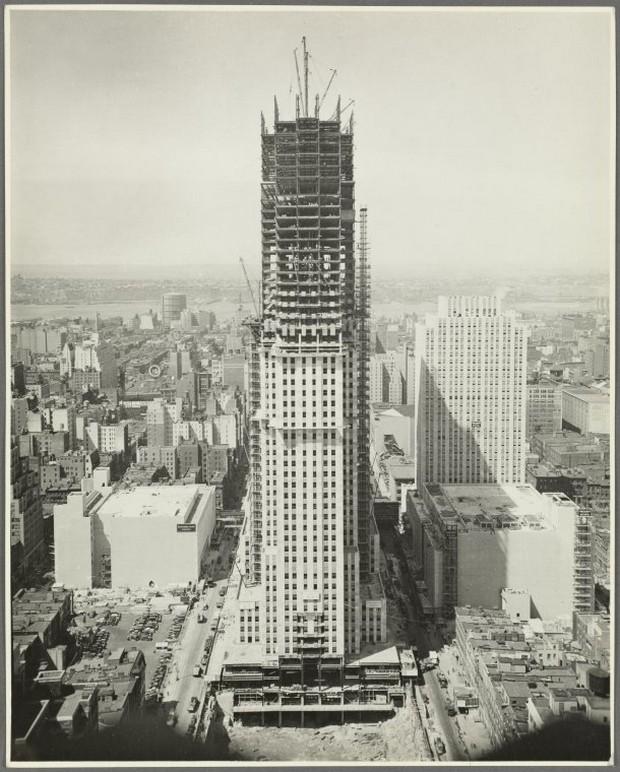 30 Rockefeller Center Plaza