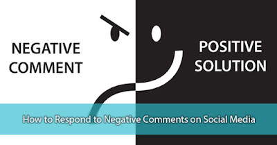 Respond to Negative Comments