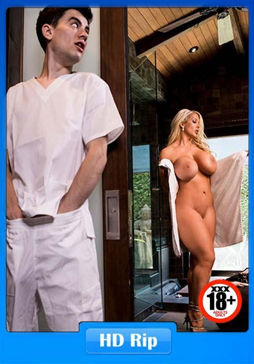 [18+] DirtyMasseur Alura Jenson Adult Video A Demanding Client XXX Poster