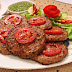 Grilled Chapli Kababs Recipe In Urdu