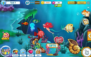 Fish Adventure Seasons Apk Free Download Mod Unlimited Coins And Seastars
