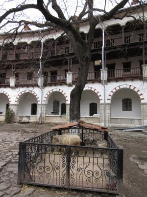 Monasterio Bachkovo, Bulgaria