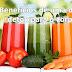 12 benefícios de uma dieta detox para o corpo