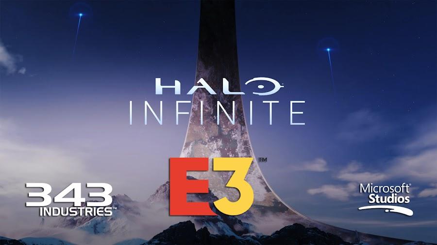 halo infinite reveal trailer
