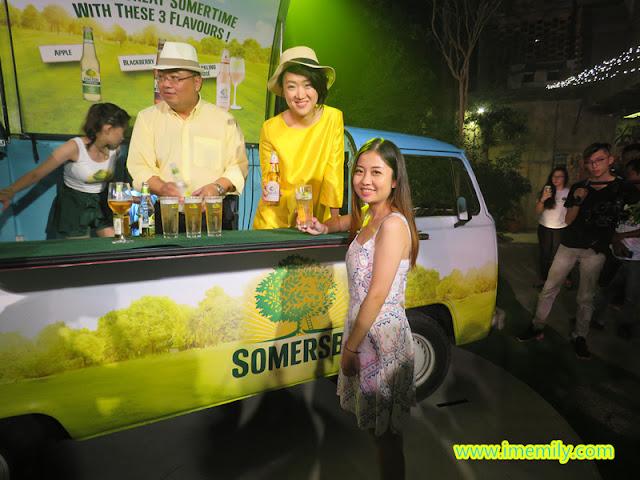 Somersby Somertime Volkswagen Kombi