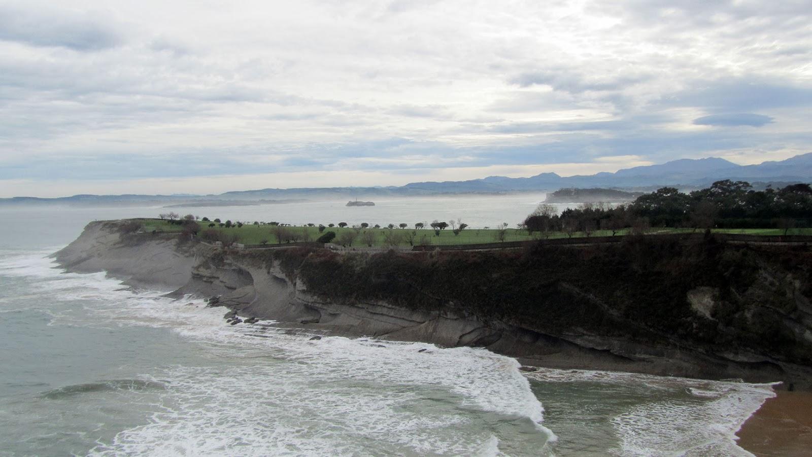 Playa de Mataleñas, Santander_ameiseblog